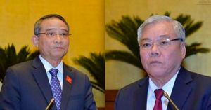 Hôm nay Thủ tướng trình Quốc hội miễn nhiệm hai thành viên Chính phủ