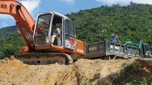 'Cát tặc' lộng hành ở Bình Thuận - Bài 1: Ngang nhiên khai thác cát lậu