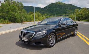 Đánh giá Mercedes S400L - xe sang giá 4 tỷ cho đại gia Việt