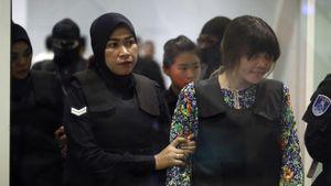 Đoàn Thị Hương tái hiện nghi án Kim Jong Nam