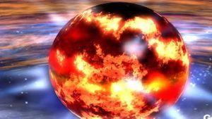 VIDEO: Khoảnh khắc va chạm giữa hai sao neutron tạo ra vàng trong vũ trụ được kính thiên văn ghi lại