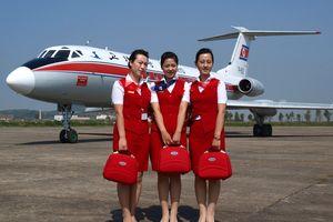 Lạ lùng hãng hàng không Air Koryo Triều Tiên