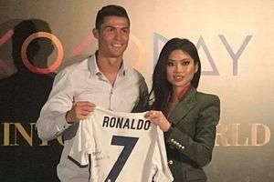 Thực hư chuyện Cristiano Ronaldo đến Đà Nẵng
