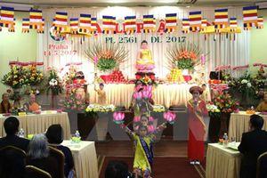Đại lễ Phật Đản được tổ chức ở nhiều địa phương của Cộng hòa Czech