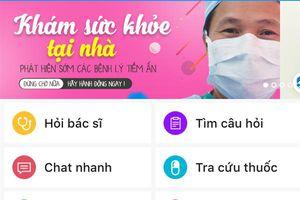 Ứng dụng bác sĩ trực tuyến của Việt Nam được nhận hỗ trợ từ Google
