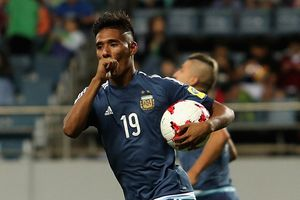 U20 Guinea vs U20 Argentina (0-3, H2): Bàn thắng mãn nhãn
