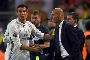 Thể thao 24h: HLV Zidane: 'Ronaldo là cầu thủ có đẳng cấp hơn tôi'