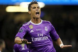 Juventus vs Real Madrid (1-1, H2): Ronaldo, Mandzukic tỏa sáng