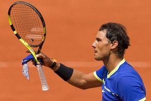 Bị bắt lỗi không đáng có, Nadal dọa 'tẩn' trọng tài