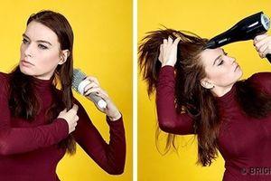 9 thủ thuật giúp tóc mỏng hóa dày bồng bềnh