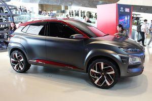Hyundai Kona thêm phiên bản đặc biệt Iron Man
