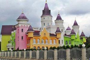 Ngôi trường mẫu giáo ở Nga được xây như lâu đài cổ tích