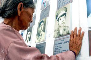 Khánh thành tượng đài tưởng nhớ 64 chiến sĩ Gạc Ma