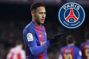 Neymar gia nhập PSG, Messi tiến cử người thay thế