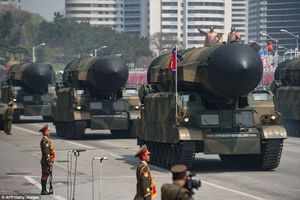 Ukraine giao 'bí kíp' tên lửa cho Triều Tiên?