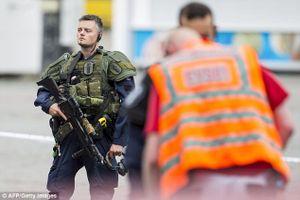 Cảnh sát Phần Lan mất 3 phút để hạ gục kẻ đâm dao vào dân thường