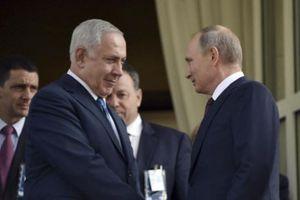 Israel cảnh báo Putin việc Iran gia tăng hiện diện ở Syria