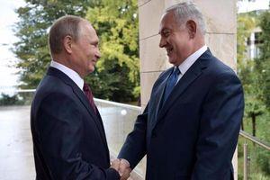 Ông Putin nhận cảnh báo: Israel sẽ tự xử lý Iran