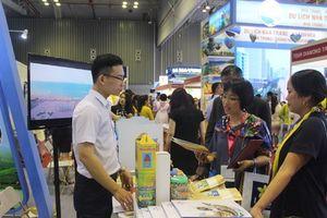 Gian hàng du lịch Nghệ An tại Hội chợ ITE hút hàng nghìn người tìm kiếm thông tin