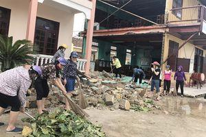 Quảng Bình khẩn trương khắc phục hậu quả sau bão