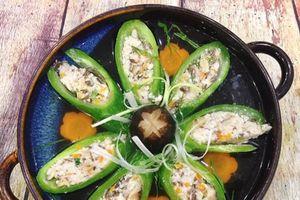 Giải độc cơ thể, giảm cân hiệu quả với món ăn từ quả mướp Nhật
