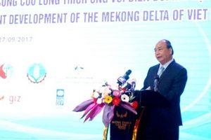 Chính phủ sẽ có Nghị quyết về phát triển bền vững vùng ĐBSCL