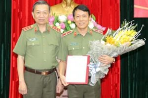 Nhân sự mới Ban Tổ chức Trung ương, Bộ Quốc phòng, Bộ Công an, VKSNDTC