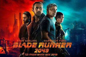 Kiệt tác 'Blade Runner 2049' nhận vô số lời khen từ giới phê bình