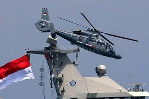 Quân đội Indonesia phô diễn sức mạnh trong lễ duyệt binh 72 năm