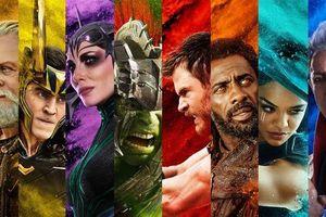 'Thor: Ragnarok' được đánh giá là phần hay nhất trong series