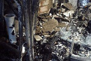 Bình Thuận: Cháy nhà trên đường Nguyễn Huệ, người dân được phen hoảng loạn