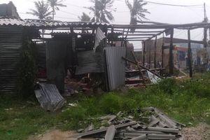 Nhiều người thiệt mạng vì bão Damrey quét qua