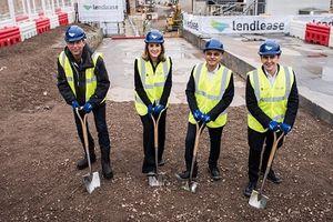 Google khởi công xây dựng trụ sở mới tại London