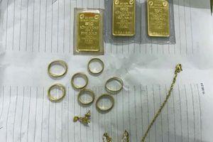 'Nữ quái' trộm 6,5 cây vàng để mua SH