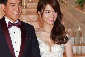 Mỹ nhân TVB kết hôn với bạn trai thiếu gia sau 4 năm 'yêu chay'