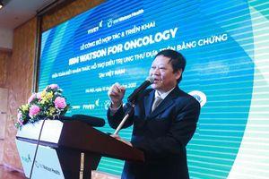 Ứng dụng trí tuệ nhân tạo trong điều trị ung thư