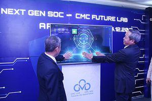 CMC khai trương Trung tâm Điều hành An ninh mạng thế hệ mới CMC NextGen SOC