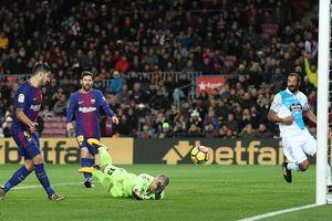 Vòng 16 La Liga: Barca duy trì mạch thắng, xây chắc ngôi đầu