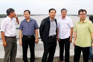 Bộ trưởng Nguyễn Xuân Cường: Phải cảnh giác cao độ cho đến khi có thông báo 'hết bão'