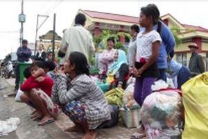 27 nghìn dân tránh bão ở Sóc Trăng đã trở về nhà