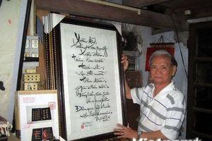Những báu vật của nghệ nhân dân gian xứ Huế Lê Văn Kinh