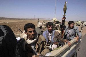 Phiến quân Houthi tập kích chớp nhoáng, quét sạch chốt Arab Saudi