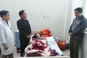 Quảng Ngãi: Thai phụ mất con vì bệnh viện cấp nhầm thuốc