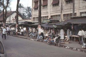 Phố sách Sài Gòn xưa
