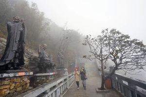 Khánh thành quần thể văn hóa tâm linh tại đỉnh Fansipan