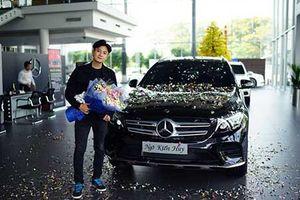 'Soi' Mercedes-Benz GLC 300 giá 2,1 tỷ của Ngô Kiến Huy