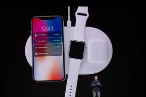 Sạc không dây cho cả iPhone, Apple Watch và AirPods sẽ được Apple tung ra vào tháng tới