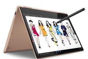 Lenovo ra mắt laptop lai đồ họa rời GTX 1050 Yoga 730