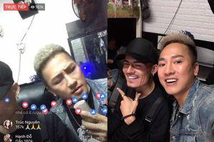 'Đạp đổ' Bùi Tiến Dũng, Hoa Vinh xác lập kỉ lục livestream với 161k tương tác khi giao lưu cùng Châu Khải Phong