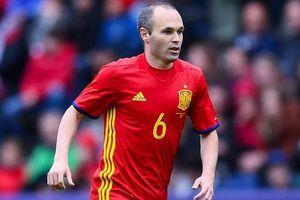 Loại Chelsea, Iniesta đến Trung Quốc… săn tiền